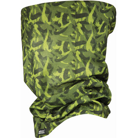 Regatta Multitube Printed - Foulard - marron/olive